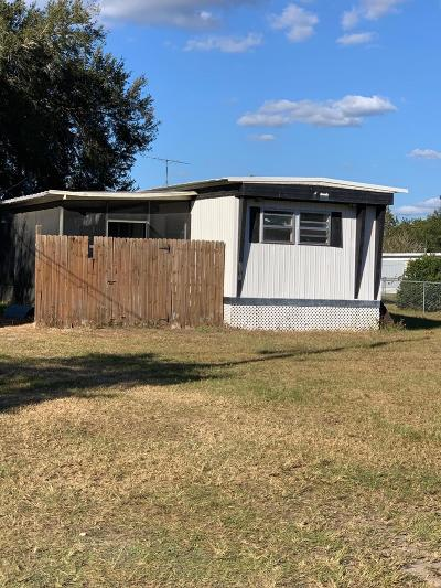Summerfield Mobile/Manufactured For Sale: 8815 SE 144th Street