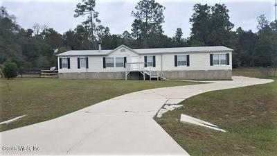 Mobile/Manufactured For Sale: 16160 NE 2nd Loop