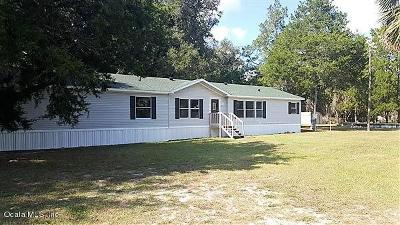 Mobile/Manufactured For Sale: 13098 SE 102nd Terrace