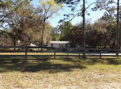 Mobile/Manufactured For Sale: 16055 SW 47th Place Road