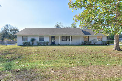 Ocala Single Family Home For Sale: 5480 SE 22nd Place