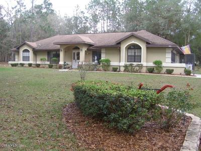 Ocala Single Family Home For Sale: 801 NW 75th Terrace