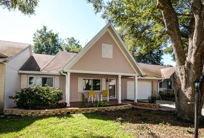 Ocala Condo/Townhouse For Sale: 8782 SW 93rd Place #B