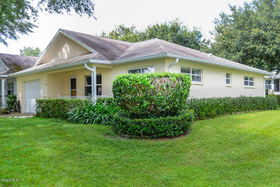 Ocala Condo/Townhouse For Sale: 9632 SW 95th Court #D