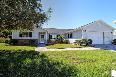 Spruce Creek Gc Single Family Home For Sale: 9150 SE 135th Place