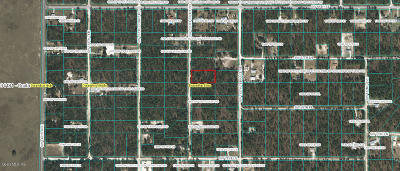 Ocala Residential Lots & Land For Sale: Lot 8 S1/2 SW 136th Court