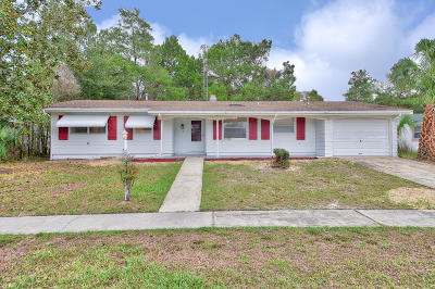 Marion Oaks North, Marion Oaks Rnc, Marion Oaks South Single Family Home For Sale: 14609 SW 34th Terrace Road