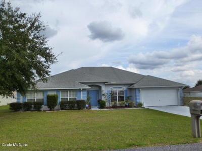 Meadow Glenn Single Family Home For Sale: 9897 SW 56th Avenue