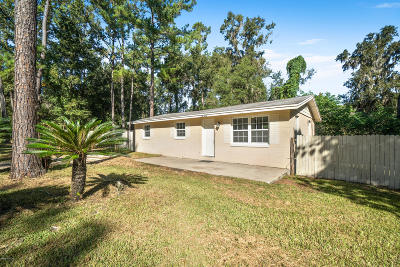 Ocala Single Family Home For Sale: 1805 NW 46th Street
