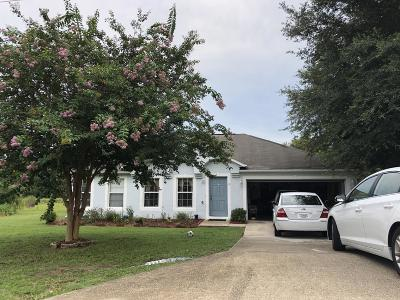 Single Family Home For Sale: 12 Pecan Course Drive