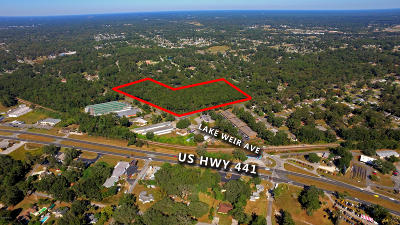 Ocala Residential Lots & Land For Sale: SE Lake Weir Avenue