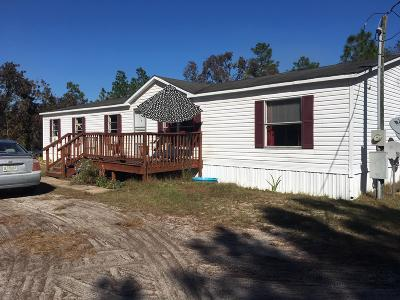 Dunnellon Mobile/Manufactured For Sale: 9789 N Parkwood Avenue
