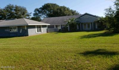Citra Single Family Home For Auction: 15261 N Us Hwy 441