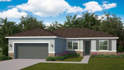 Ocala Single Family Home For Sale: 5216 SE 91st Street