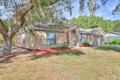 Ocala Single Family Home For Sale: 2 Juniper Pass Terrace