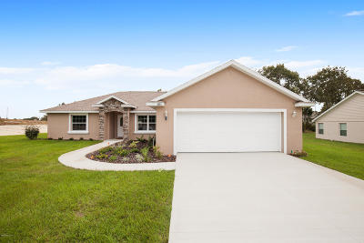 Single Family Home Sold: 5101 SW 104th Loop