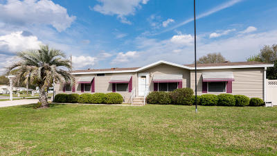 Ocala Mobile/Manufactured For Sale: 371 NE 68th Court
