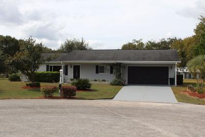 Ocala Rental For Rent: 11212 SW 64th Court