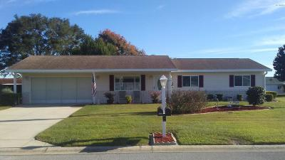 Summerfield Single Family Home For Sale: 17951 SE 105th Court