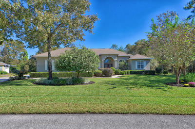 Marco Polo Vlg Single Family Home For Sale: 11357 SW 50th Avenue
