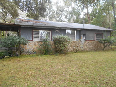 Ocala Single Family Home For Sale: 1611 NE 30th Avenue