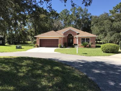 Oak Run, Oak Run Eagles Point Single Family Home For Sale: 11486 SW 69th Circle