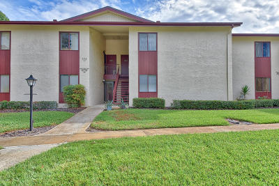 Ocala Condo/Townhouse For Sale: 616 Midway Drive #B