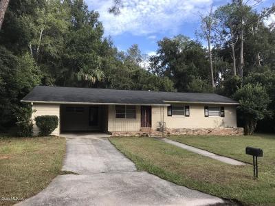 Marion County Rental For Rent: 507 NE 21st Terrace