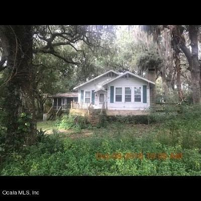 McIntosh Single Family Home Pending: 20300 Us Hwy 441