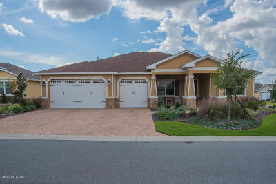 Ocala Single Family Home For Sale: 9434 SW 86th Street Road