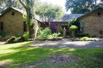 Ocala Farm For Sale: 12270 NW 83rd Lane