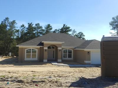 Ocala Single Family Home For Sale: 4294 SW 111th Place Place