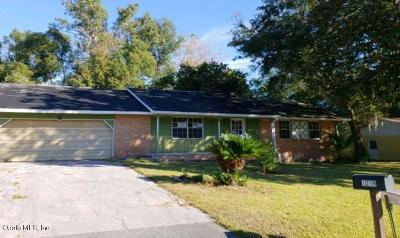 Ocala Single Family Home For Sale: 1219 SE 18th Street