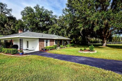 Marion County Farm For Sale: 9440 NW 193rd Street