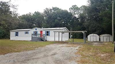 Lake Tropicana Ranchettes Mobile/Manufactured For Sale: 18551 SW 31st Street