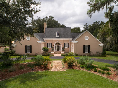 Ocala Single Family Home For Sale: 2030 SW 61 Lane Road