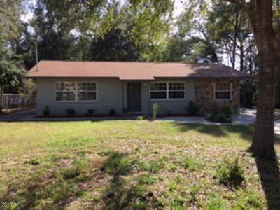 Dunnellon Single Family Home Pending: 23574 SW Rainbow Lakes Boulevard