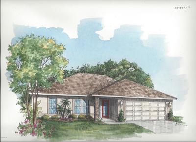 Ocala Single Family Home For Sale: 482 Marion Oaks Trail