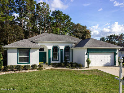 Single Family Home For Sale: 7085 SW 116th Loop