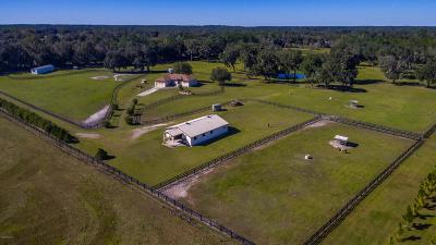 Marion County Farm For Sale: 9481 W Hwy 316