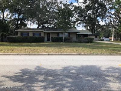 Ocala Single Family Home For Sale: 578 NE 44th Avenue