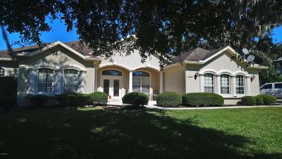 Ocala Single Family Home For Sale: 1729 SW 27th Street Street
