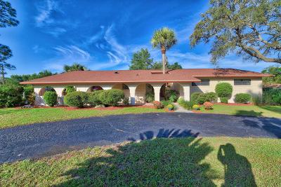 Ocala Single Family Home For Sale: 1848 NE 40th Circle