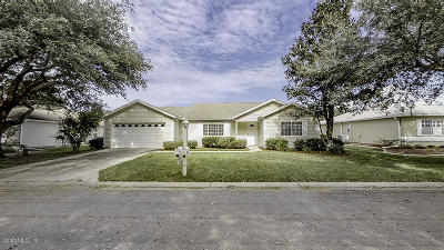 Dunnellon Single Family Home For Sale: 11655 SW 140th Lane