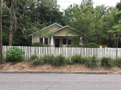 Ocala Single Family Home For Sale: 606 SE 10th Street