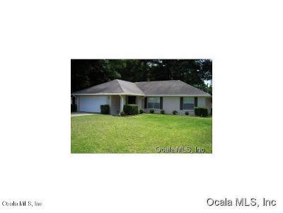 Ocala Rental For Rent: 1750 NE 40th Street