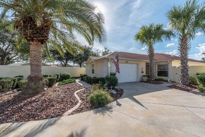 The Villages Single Family Home For Sale: 1402 Almanza Drive
