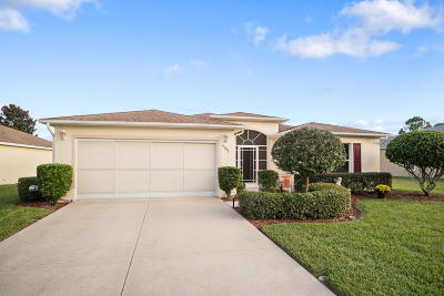 Ocala Single Family Home For Sale: 15263 SW 15th Terrace Road