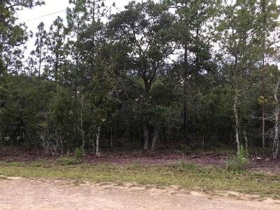 Levy County Residential Lots & Land For Sale: SE 147 Avenue