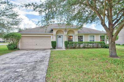 Ocala Single Family Home For Sale: 2641 SE 45th Avenue